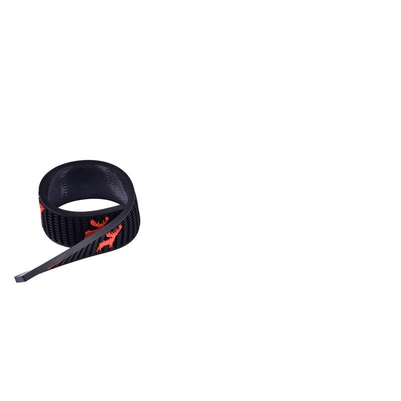 Customized Embossing Logo Soft Flexible PVC Bar Mat pictures & photos