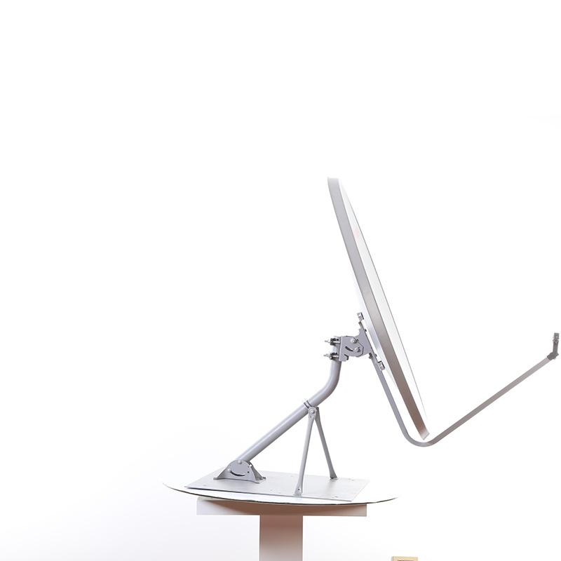 90cm Ku Band Galvanized Satellite Dish Antenna pictures & photos
