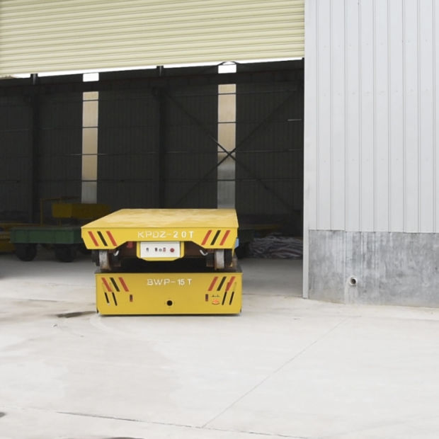 Metarial Trackless Transfer Cart (BWP-30T) pictures & photos