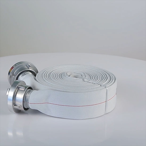 Zyfire PVC Lining Fire Hose pictures & photos