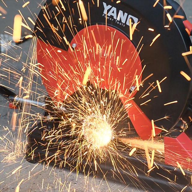 355mm Metal Cut off Saw Chop Saw (J1G-KE7-355) pictures & photos