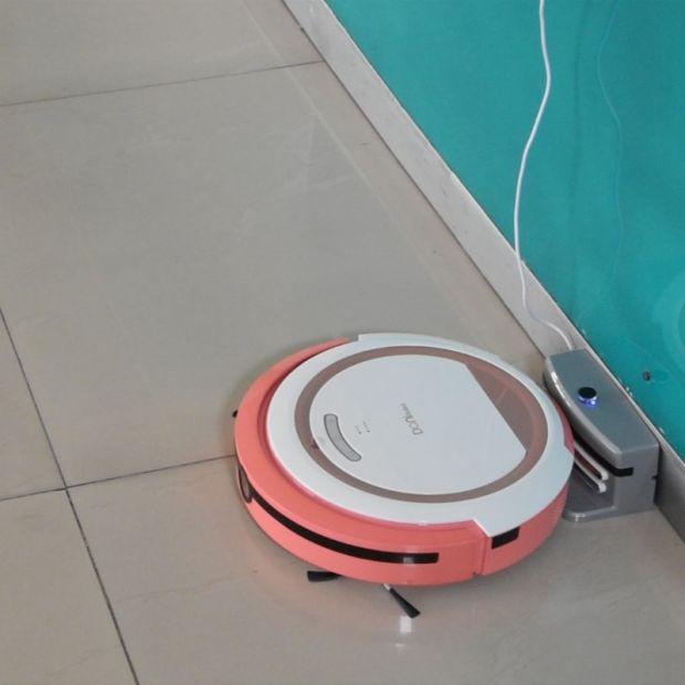 Doni Intelligent Robot Vacuum Cleaner Automatic Recharge High Success Rate pictures & photos