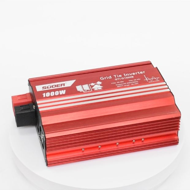 Suoer 24V 220V 300W Grid Tie Solar Power Inverter (GTI-H300B) pictures & photos