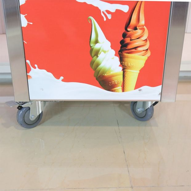 Soft Serve Ice Cream Maker Machine Commercial pictures & photos