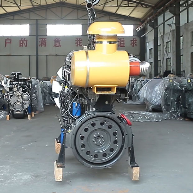 Weichai Engine R6105azld 110kw / 150HP for Generator Set pictures & photos