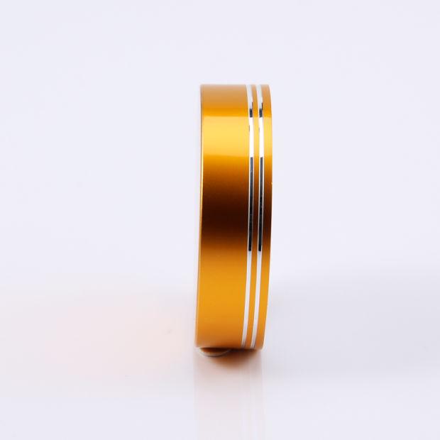 Sale Metal Screw Aluminium Cap for Perfume Bottle pictures & photos