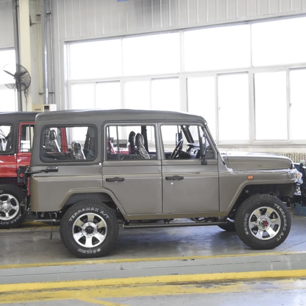BAW Light off-Road Passenger Vehicle pictures & photos