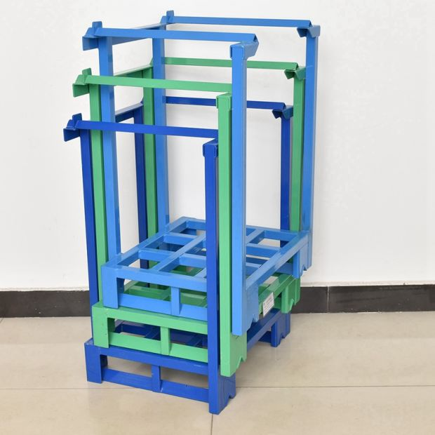 Customized Fixed Metal Stacking Rack for Transportation with Ce pictures & photos