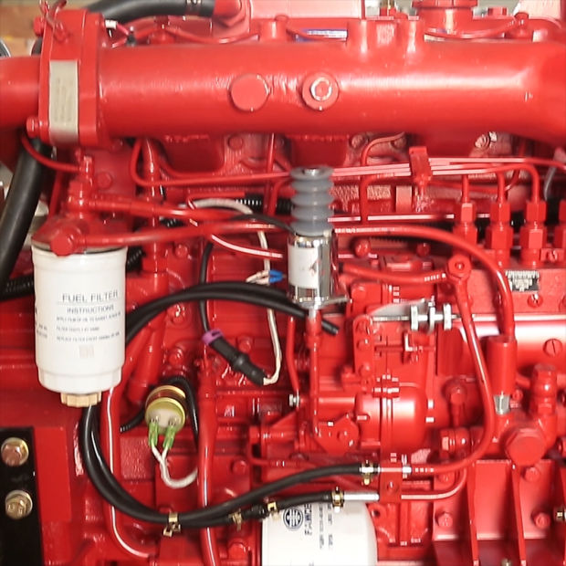 Fire Water Jockey Pump with CE and ISO Certification pictures & photos
