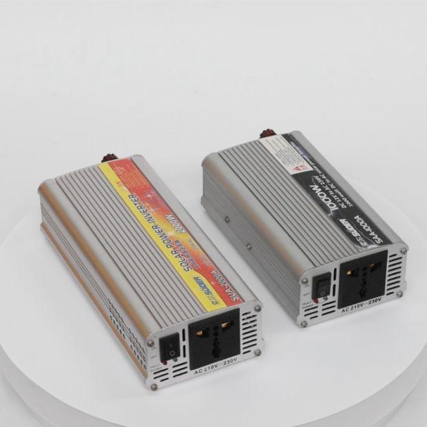 Suoer DC 12V to AC 110V Solar Power 1000 Watt Inverter pictures & photos