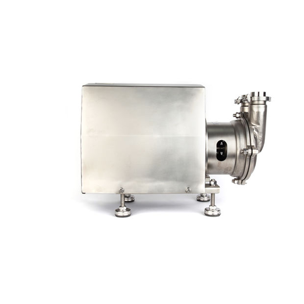 Sanitary Stainless Steel SS316L Self Priming Pump pictures & photos