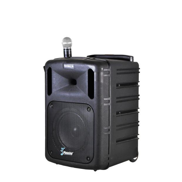 Power Amplifier Plastic Box Amplifier PA Speaker Loudspeaker pictures & photos
