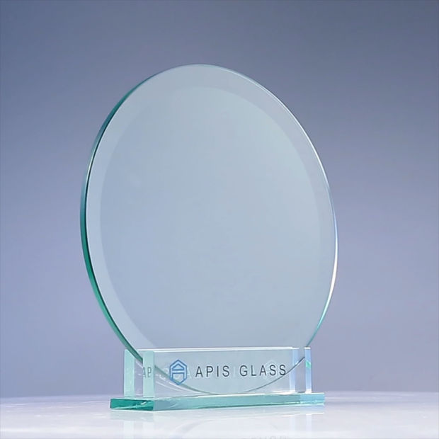 AG /Clear Silk Screen Printing Frame Tempered/Toughened Glass for Home Appliance pictures & photos
