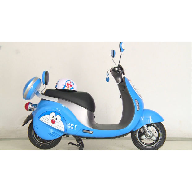 Intelligent Electric Scooter Motorcycle with USB pictures & photos