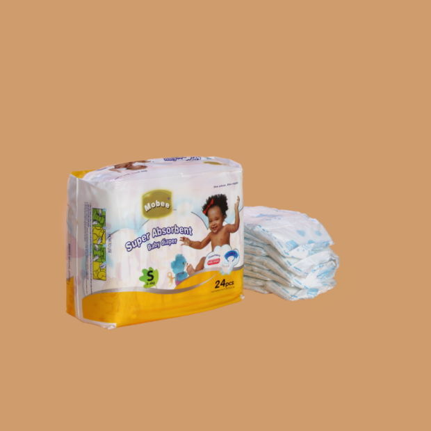 China Factory OEM Brand Disposable Baby Diapers for Ghana pictures & photos