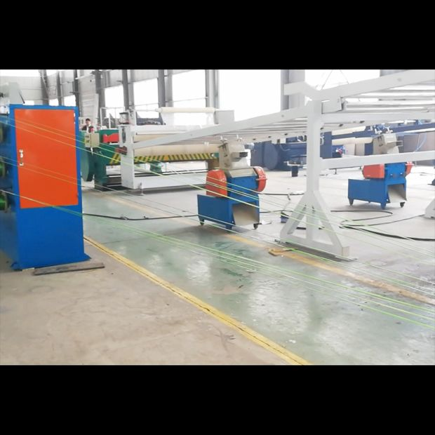 Pet/PP Round Wire/Filament Drawing Machinery for Besom/Whisk Broom/Hand Brooms pictures & photos