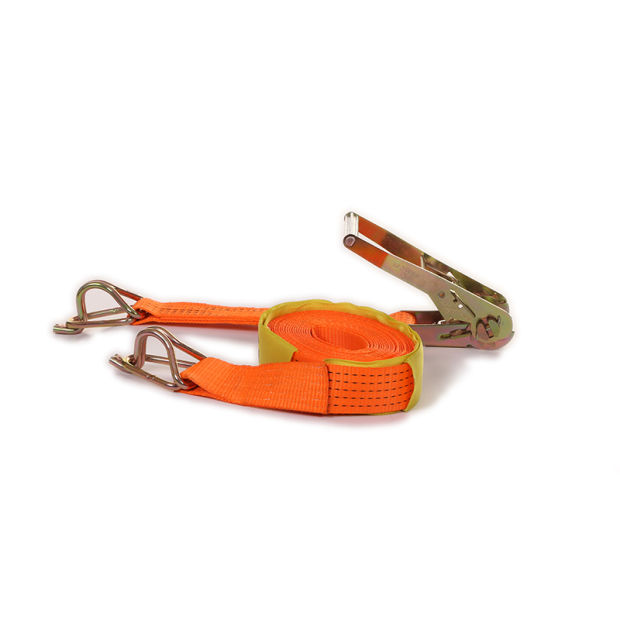 Ratchet Belt / Lashing Belt / Plastic Tie Straps / Luggage Strap pictures & photos