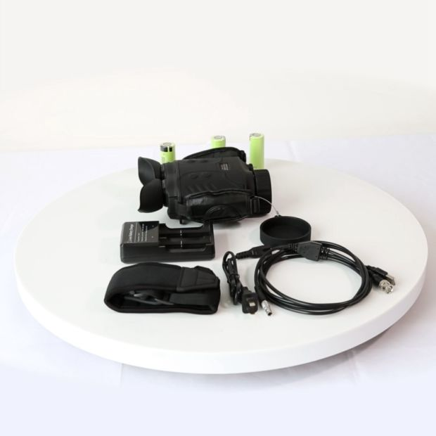Long Range Portable Thermal Video Camera pictures & photos