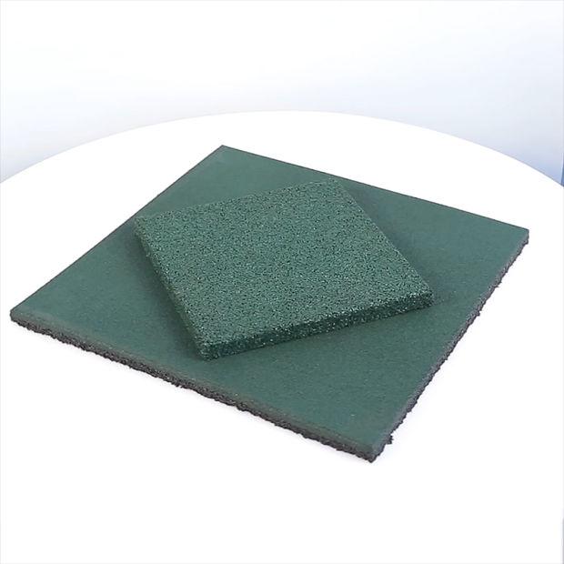 Non-Toxic Rubber Floor Tile, Children Playground Gym Floor pictures & photos