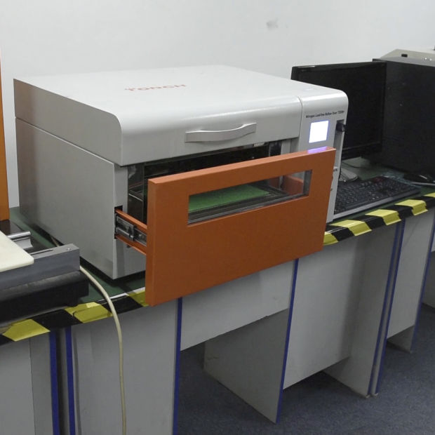 SMT Bench Top Reflow Oven with Nitrogen Function T200n+ pictures & photos