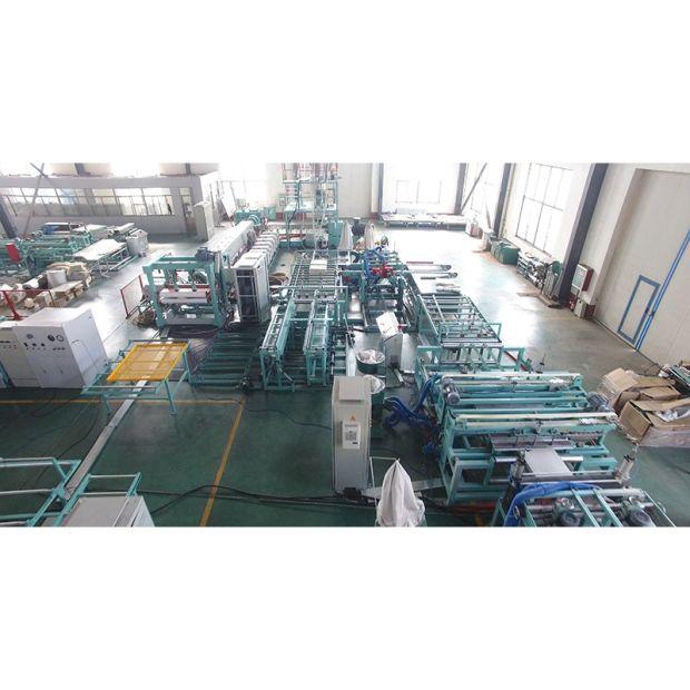 CO2 XPS Foamed Board Machine (JG-XPS) pictures & photos
