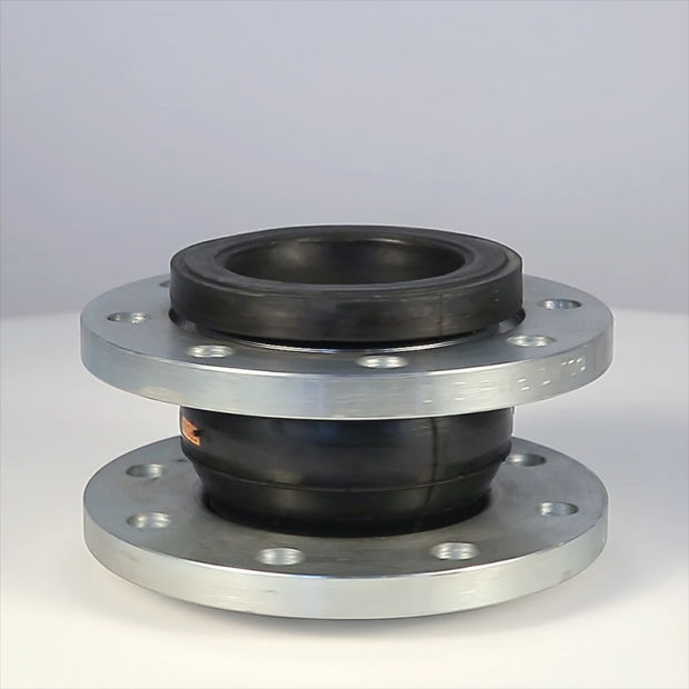 High Quality Professionalflanged Rubber Expansion Joint pictures & photos
