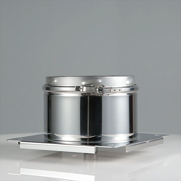 Stainless Steel Wall Base Support for Chimney Flue Kits pictures & photos