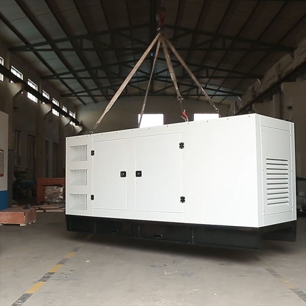 Soundproof 200kw Cummins Genset Powered by Nta855-Ga pictures & photos