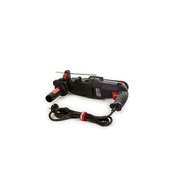 Electric Rotary Hammer Drill 26mm with Multi Drill Head (HD001) pictures & photos
