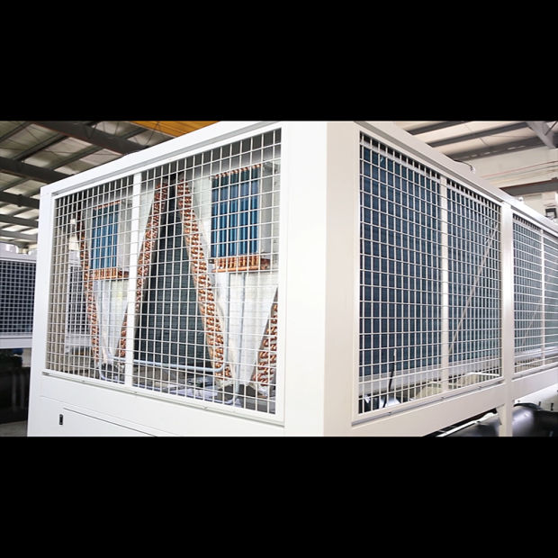 Small 3HP 8kw 10kw Air Cooled Home Lab Industry Used Water Chiller pictures & photos