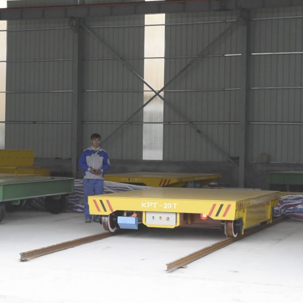 Special Transfer Trolley Kpt 5t Pallet Truck pictures & photos