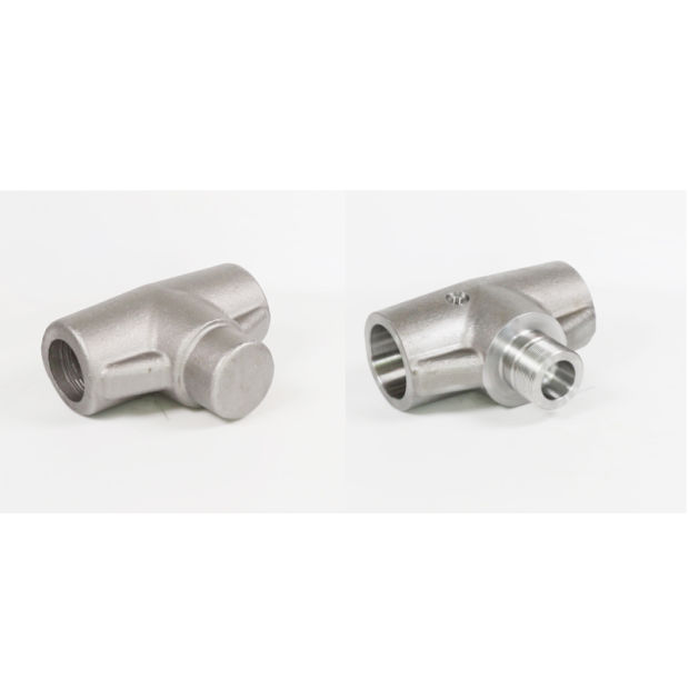 CNC Precision Machining Parts in Fittings Hardware pictures & photos