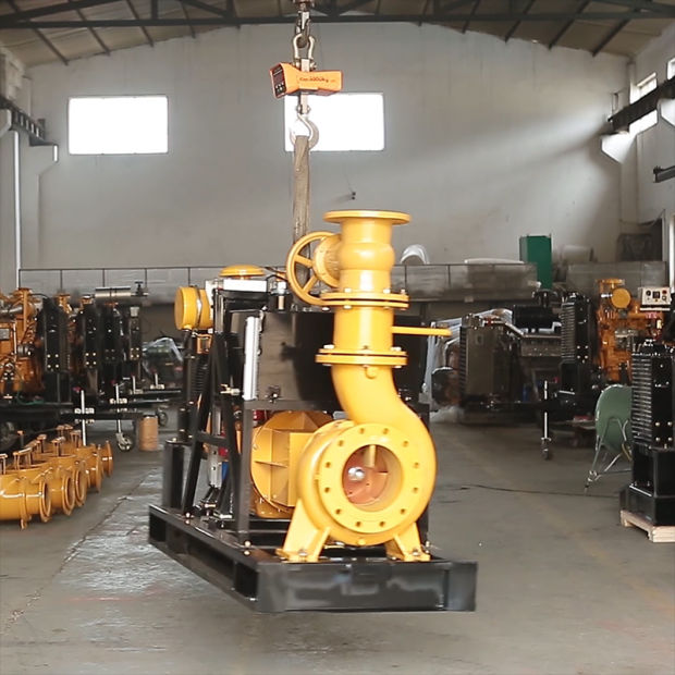 Agriculture Irrigation Diesel Engine Water Pump Set for Sale pictures & photos