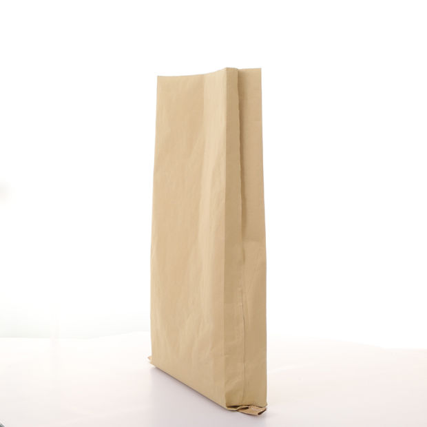Vietnam Kraft Paper Laminated 50kg Cement Paper Bag pictures & photos