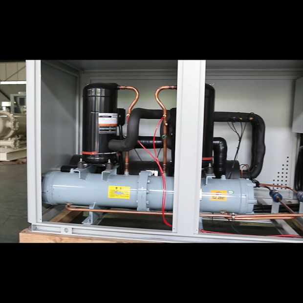 Industrial 3kw to 3000kw Water/Air Cooled Chiller From Chiller Factory pictures & photos