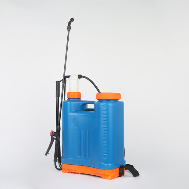 16L Agriculture PE High Pressure Plastic Manual Knapsack Cheap Hand Sprayer Manufacturer pictures & photos