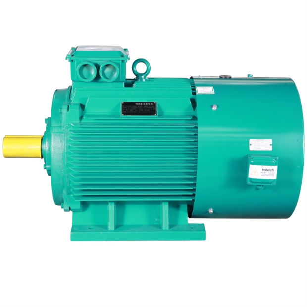 Frequency Speed Electric Three Phase AC Induction VFD Motor pictures & photos
