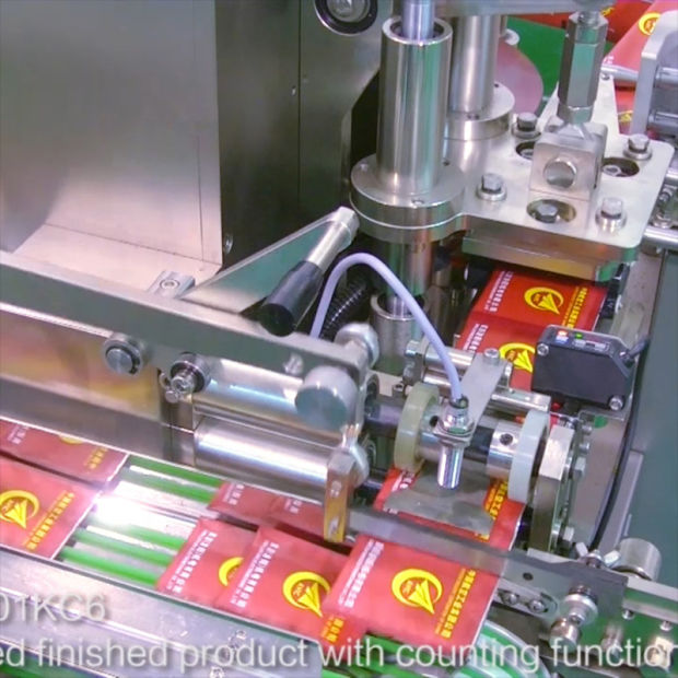 New Product. PLC Control High Speed Tea Bag Machine//31 Years Factory for Tea Bag Packing Machine// pictures & photos