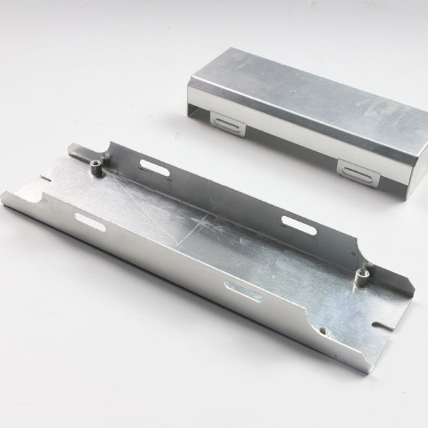 Custom Galvanized Metal Stamping Plate / Computer Part/Stamping Tooling pictures & photos