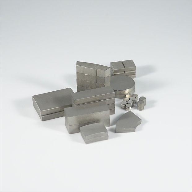 Sintered and Bonded Samarium Cobalt SmCo Magnet pictures & photos