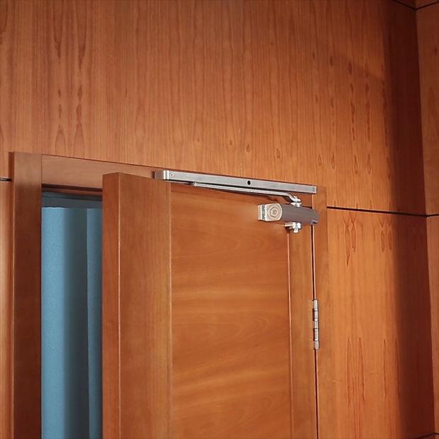 Adjustable Aluminium Door Closer (9036) for Fire-Proof Door&Ce pictures & photos