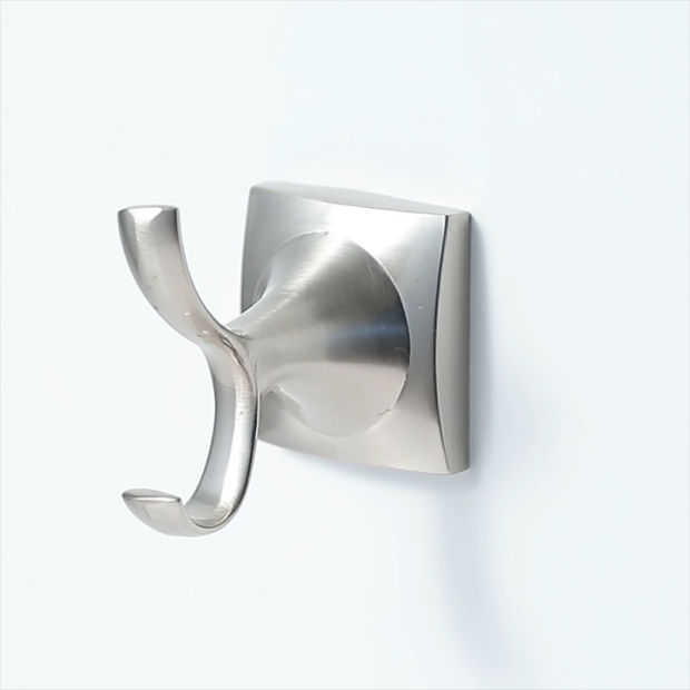 Zinc Alloy Robe Hook with Good Quality Low Price pictures & photos
