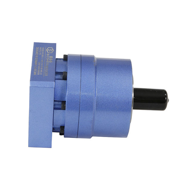 High Precision Helical Gear Planetary Gearbox Low Backlash Ratio pictures & photos