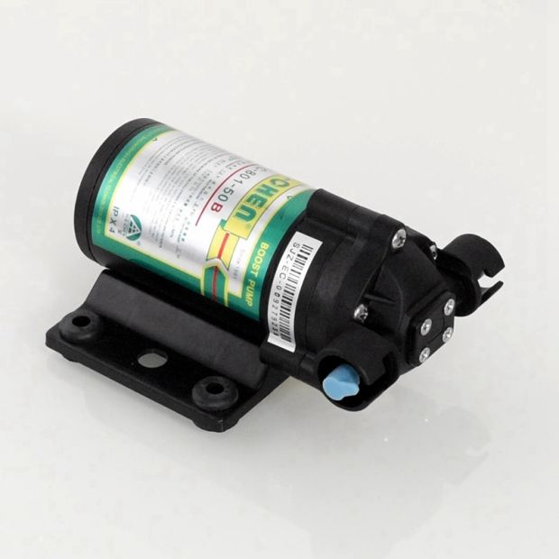 E-Chen The Smallest Diaphragm RO Booster Pump 801 Series 75gpd - for 0 Inlet Pressure pictures & photos