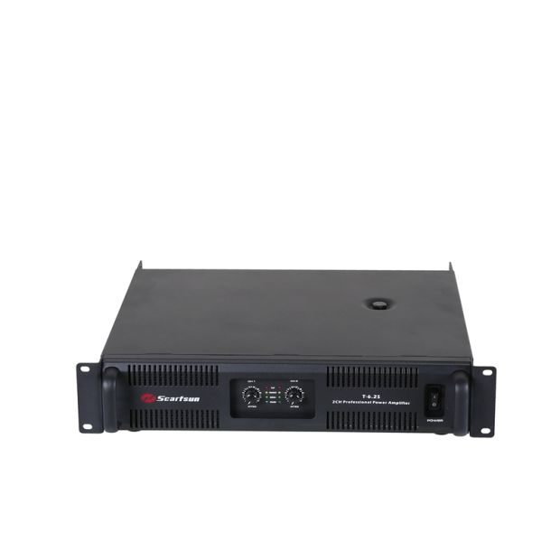 Professional Class-T Series Good Quality Power Amplifiers pictures & photos
