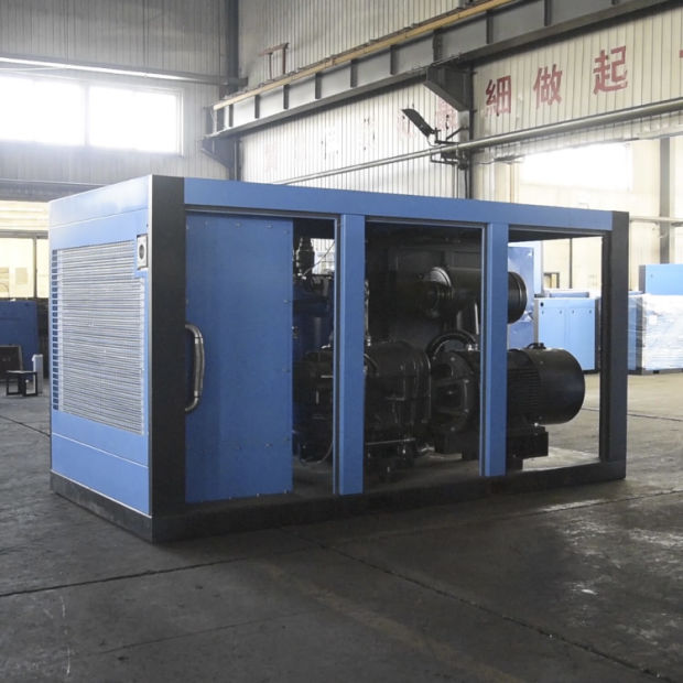 2017 Best Price! 7-13bar Industrial Air Compressor for Glasses Factory pictures & photos