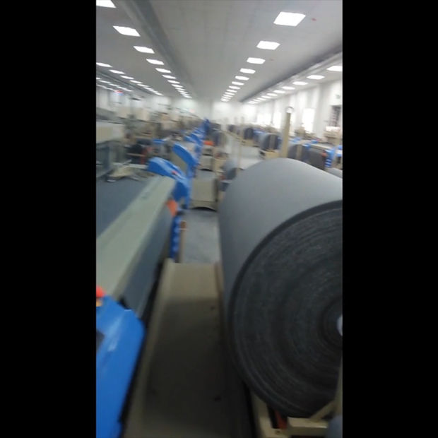 Cloth Fabric Weaving Loom Textile Machinery Jersey Weaving pictures & photos