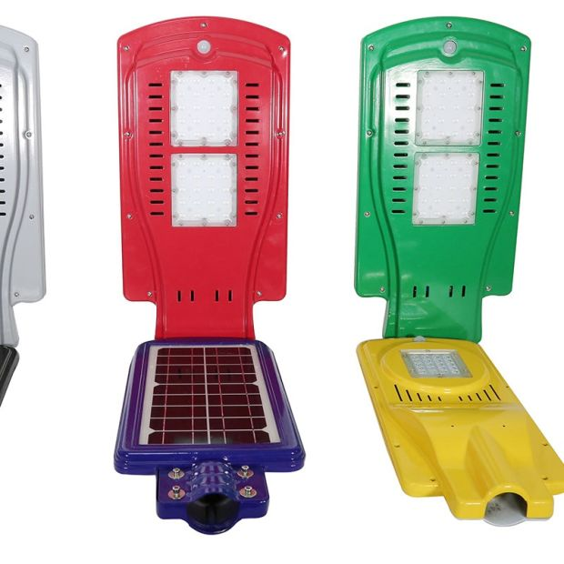 30W LED Solar Street Light Integrated All in One pictures & photos