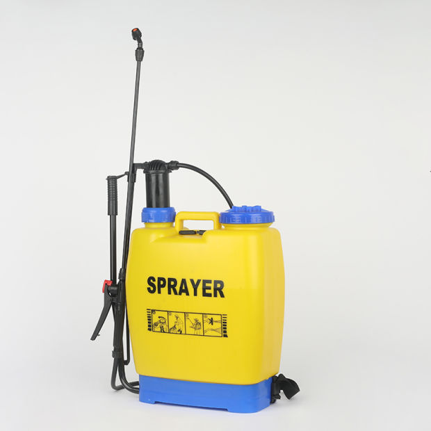 20L Agricultural PE Hand Manual Power High Pressure Backpack Knapsack Mist Sprayer Pump pictures & photos