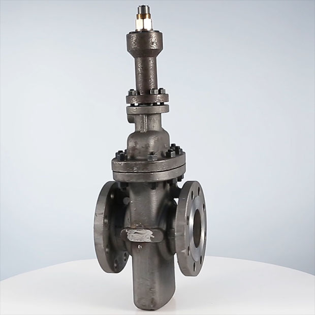 Gear Three-Piece Fixed Ball Valve pictures & photos